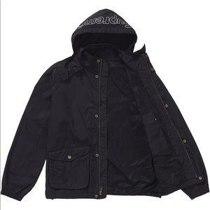 "Supreme ""Highland Jacket"" Black sz Small"